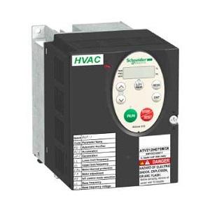 Inversor de frequência HVAC para aplicações de ventilador e bomba