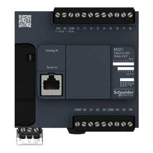 C L P CONTROLADOR M241 16IO RELE COMPACTO