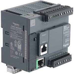 CLP CONTROLADOR M241 16IO RELE ETHERNET COMPACTO