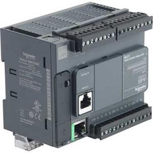 CLP CONTROLADOR M241 24IO RELE ETHERNET COMPACTO