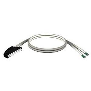 CONECTOR FCN PARA X80 + 2 CABOS 20 VIAS - 3M