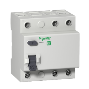INTERRUPTOR DIFERENCIAL RESIDUAL EASY9 3P 30MA 80A CLASSE